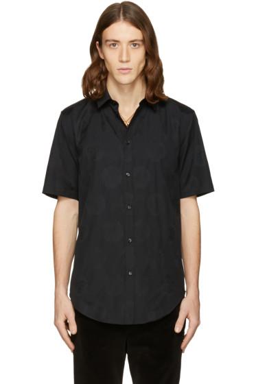Versace - Black Medusa Shirt