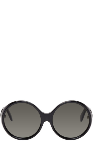 Saint Laurent - Black SL M1 Sunglasses