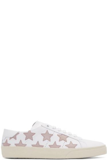 Saint Laurent - Off-White Court Classic SL/06 California Sneakers