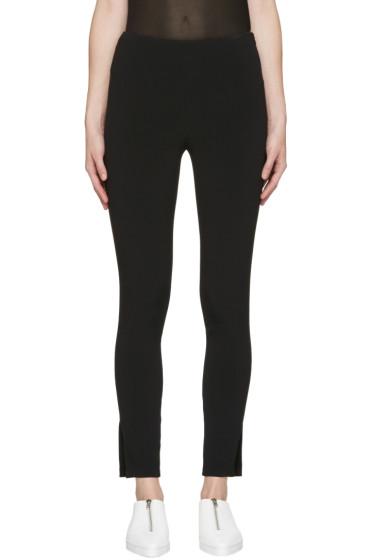 Calvin Klein Collection - Black Hugh Trousers