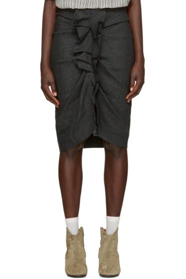 Isabel Marant Etoile - Grey Jorja Skirt