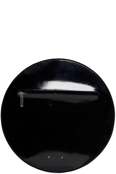 PB 0110 - Black AB 44 Circle Pouch