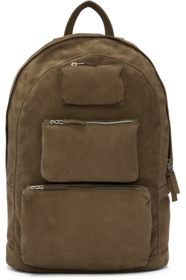 PB 0110 - Green Hawling Backpack