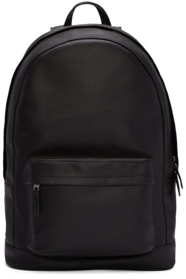 PB 0110 - Black CA 6 Backpack