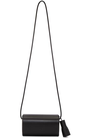 Building Block - Black Petite Bag