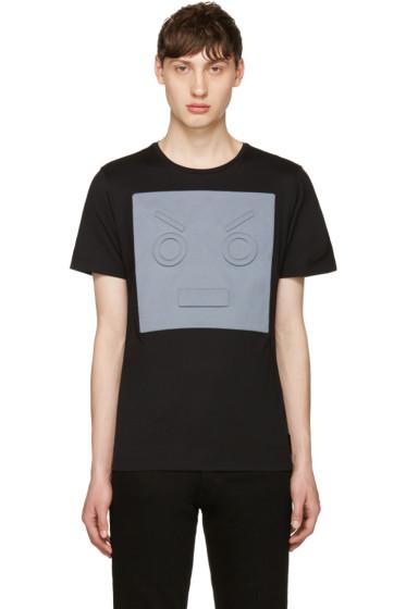 Fendi - Black No Words T-Shirt