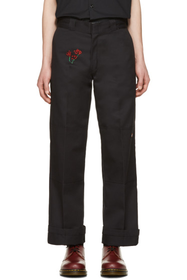 Alyx - Black fragment Edition Dickies Trousers