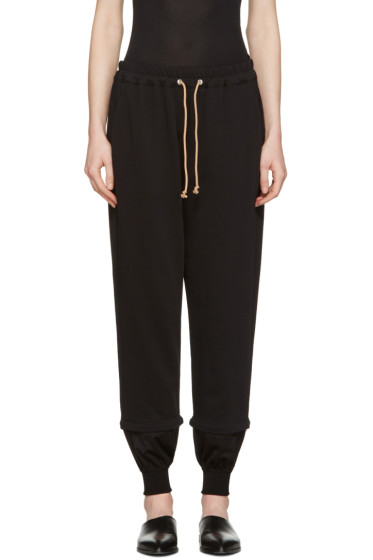 Nehera - Black Jogging Lounge Pants