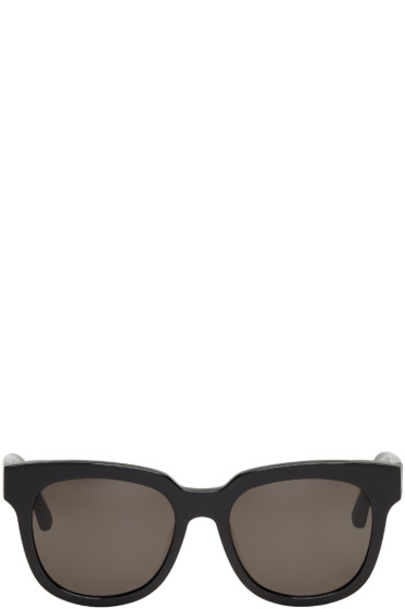 Gentle Monster - Black Roy Sunglasses