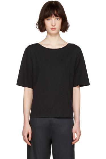Moderne - Black Drafting T-Shirt