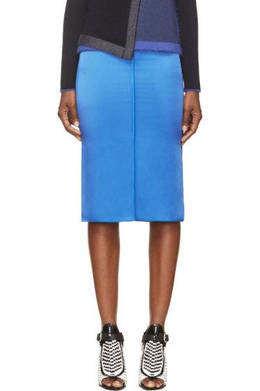 Altuzarra - Cobalt Faulkner Skirt