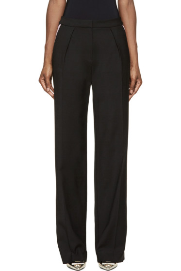 Roksanda - Black Wide-Leg Lawrie Trousers