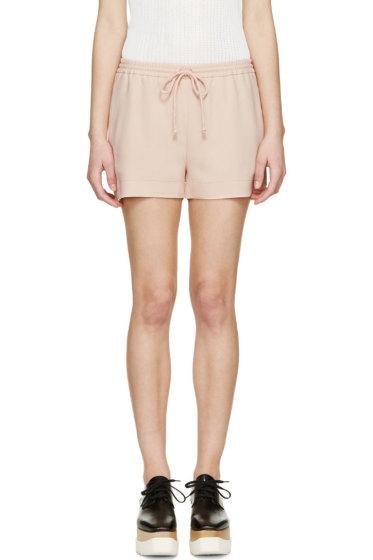 Stella McCartney - Rose Woven Tap Shorts