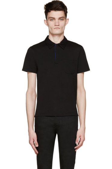 Costume National - Black Classic Polo