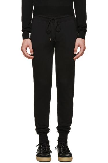 Moncler - Black Lounge Pants