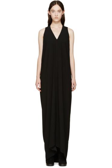 Rick Owens - Black Dustulator Dress