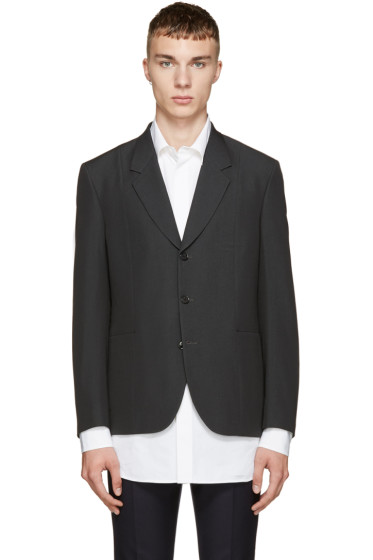 Paul Smith - Grey Wool Blazer