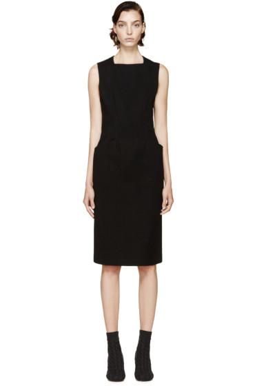 Proenza Schouler - Black Pocket Dress