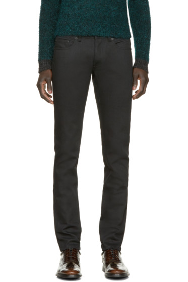 Burberry Prorsum - Black Slim Jeans