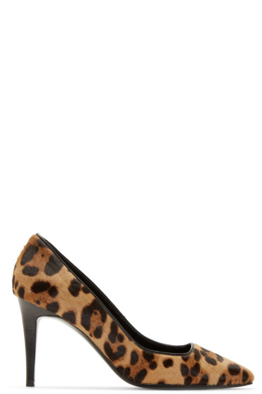 Pierre Hardy - Leopard Ultime Pumps