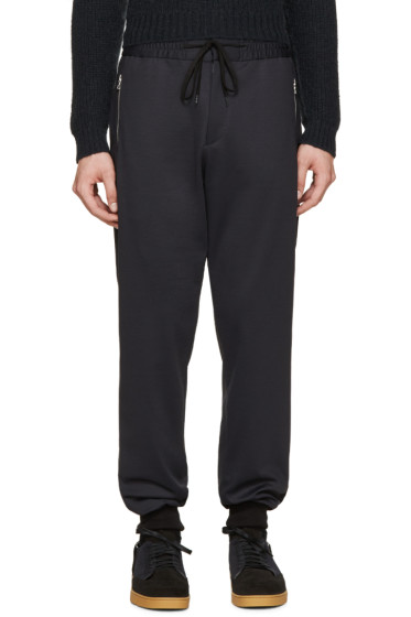 PS by Paul Smith - Navy Cuffed Lounge Pants
