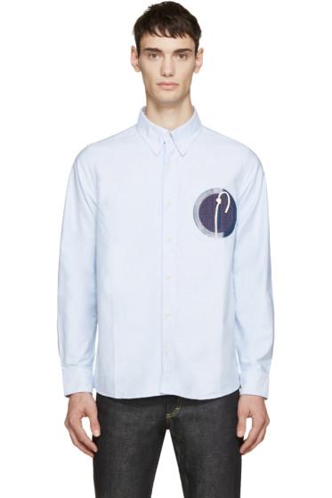 Visvim - Blue Juneau Weld Shirt