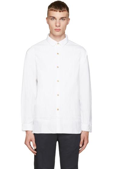 Visvim - White Long Rider Shirt