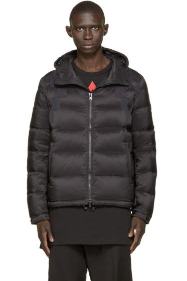Marcelo Burlon County of Milan - Black Feather Cardiel Jacket