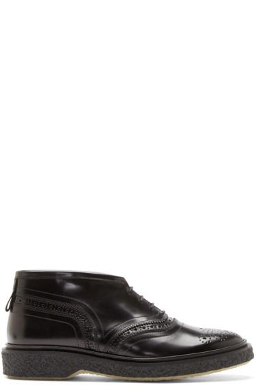 Adieu - Black Type 45 Boots