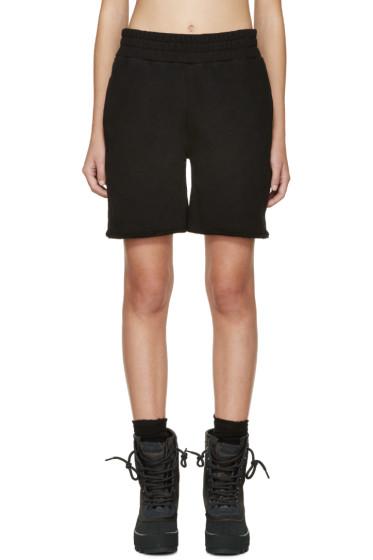 YEEZY Season 1 - Black Supply Shorts