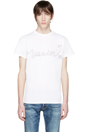 Visvim - White Vintage Sketch T-Shirt