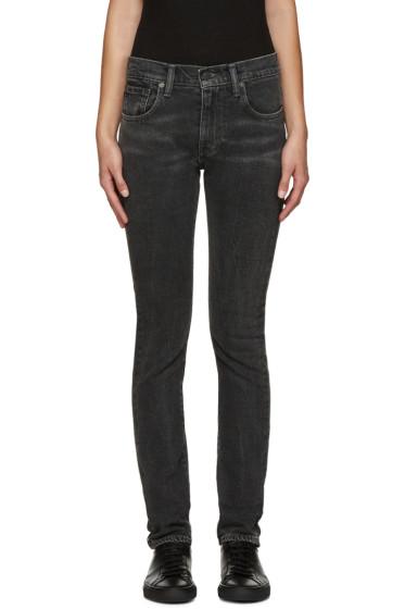 Levi's - Black 505C Jeans