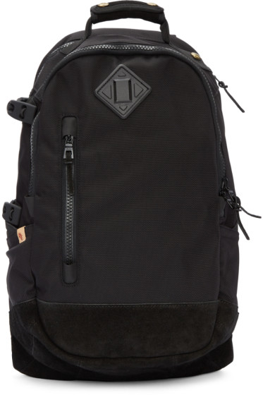 Visvim - Black Ballistic 20L Backpack