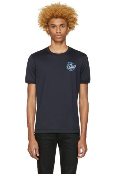 Dolce & Gabbana - Navy 'Dream' T-Shirt