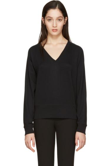 Rag & Bone - Black Cozy Pullover