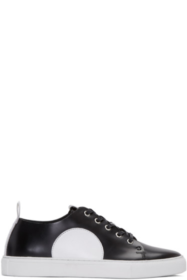 McQ Alexander Mcqueen - Black Chris Sneakers