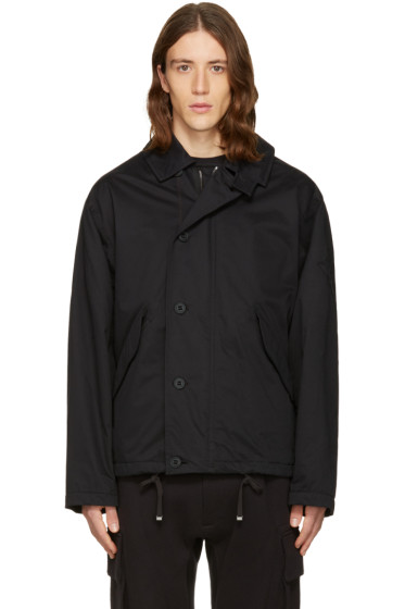 Helmut Lang - Black Flight Jacket