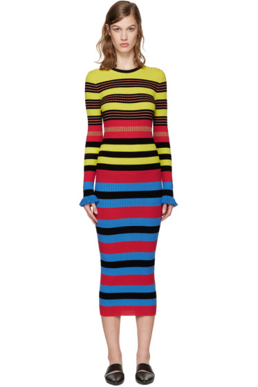 Opening Ceremony - Multicolor Striped Dress
