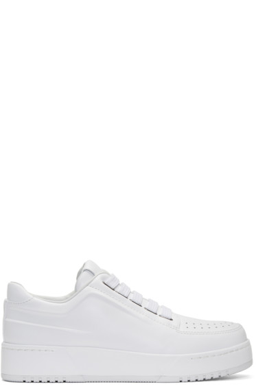3.1 Phillip Lim - White PL31 Sneakers