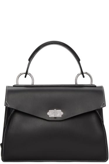 Proenza Schouler - Black Medium Hava Bag