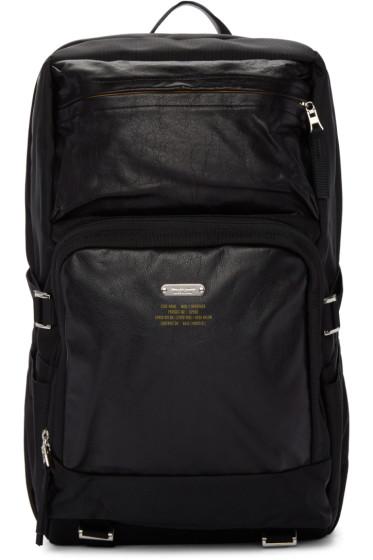 Master-Piece Co - Black Spec Backpack