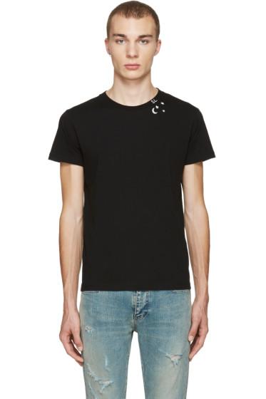 Saint Laurent - Black Constellation T-Shirt