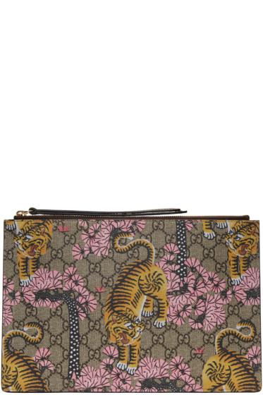 Gucci - Multicolor Bengal Pouch