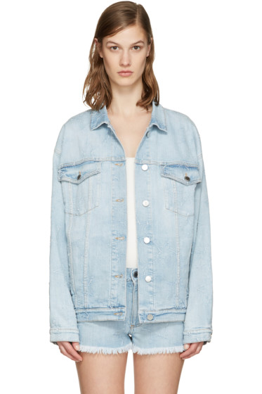 Stella McCartney - Blue Stars Original Denim Jacket