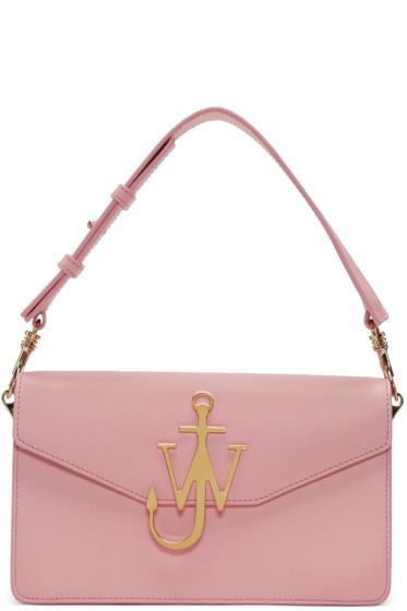 J.W.Anderson - Pink Logo Bag