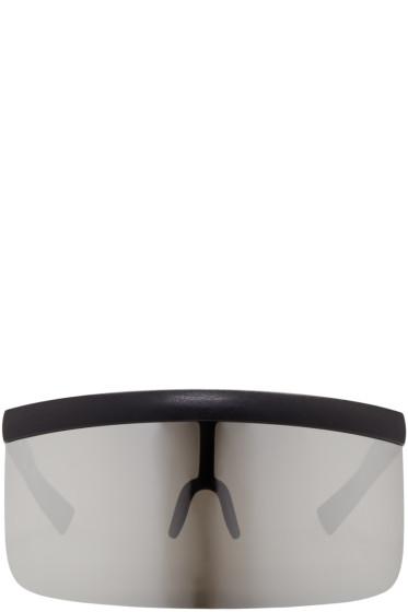 Mykita - Black Bernhard Willhelm Edition Daisuke Sunglasses