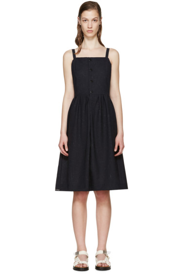 Visvim - Navy Riviera Tank Dress