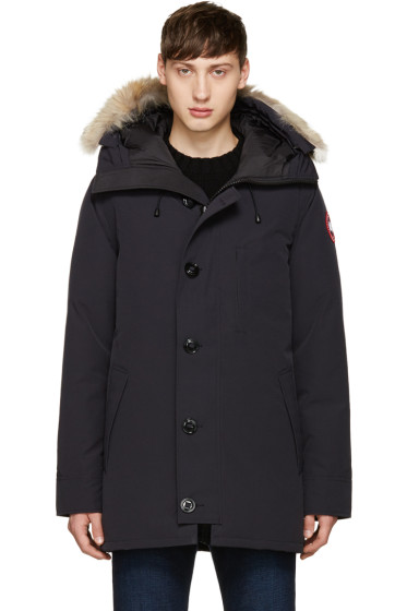 Canada Goose - Navy Down Chateau Parka