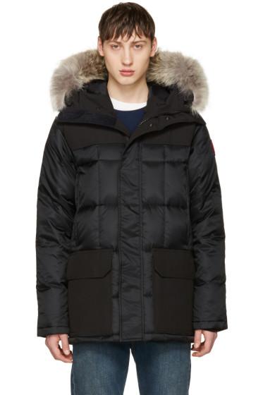 Canada Goose - Black Down Callaghan Jacket