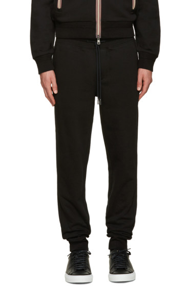 Moncler - Black Lounge Pants